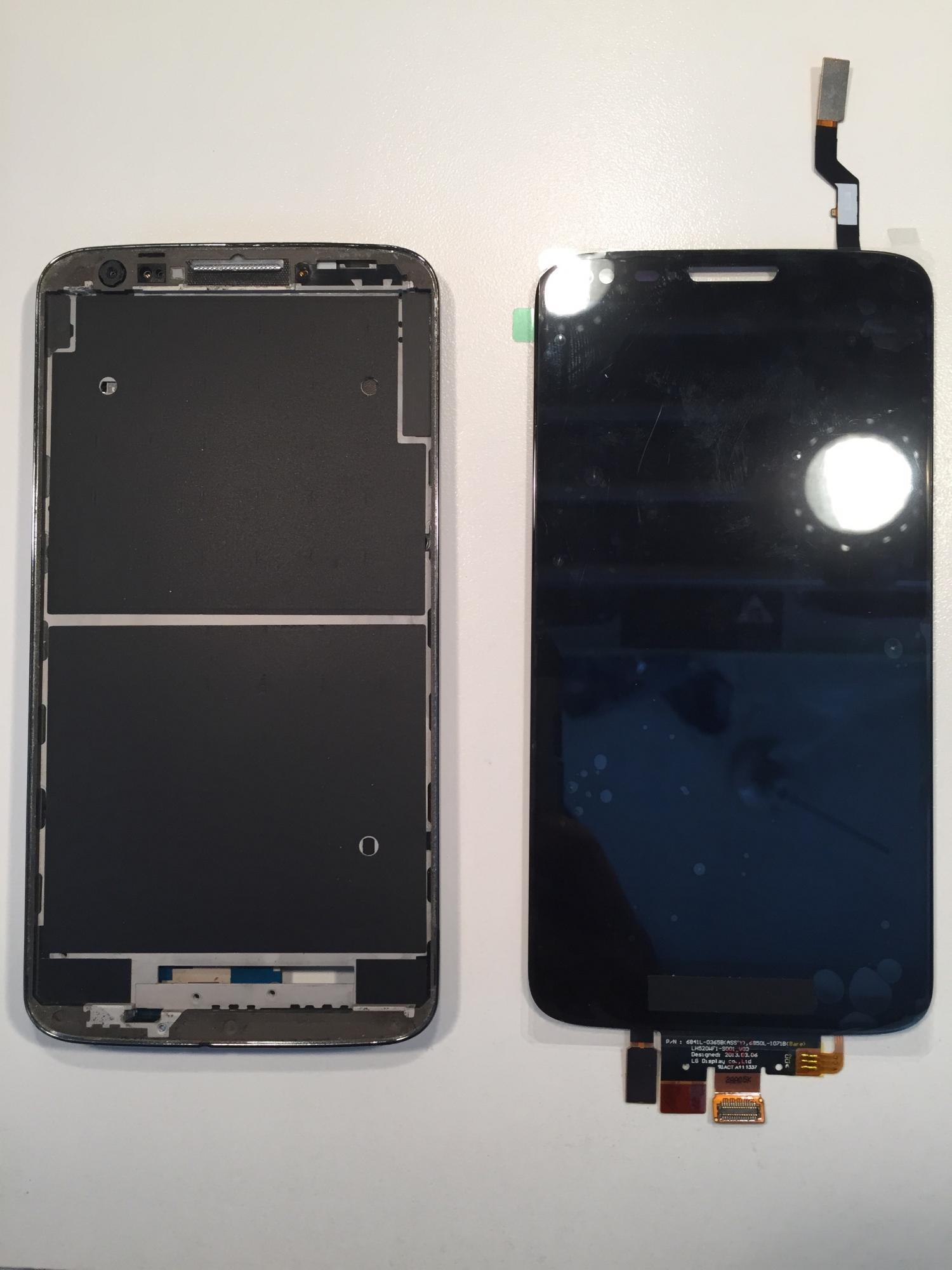 LG Phone LCD Replacement